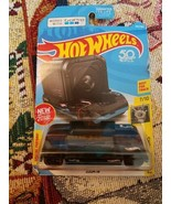 Hot Wheels x Go Pro~BLACK-ZOOM IN (Experimotors 7/10)For Go Pro Fit HERO... - $17.99
