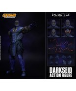 Storm Collectibles 1/12 Darkseid Injustice: Gods Among Us, Multicolor Br... - $127.80