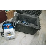 +GF+ Georg Fischer MSA 340 Electrofusion Unit with GPS ,  Scanner, Case  - $4,037.50
