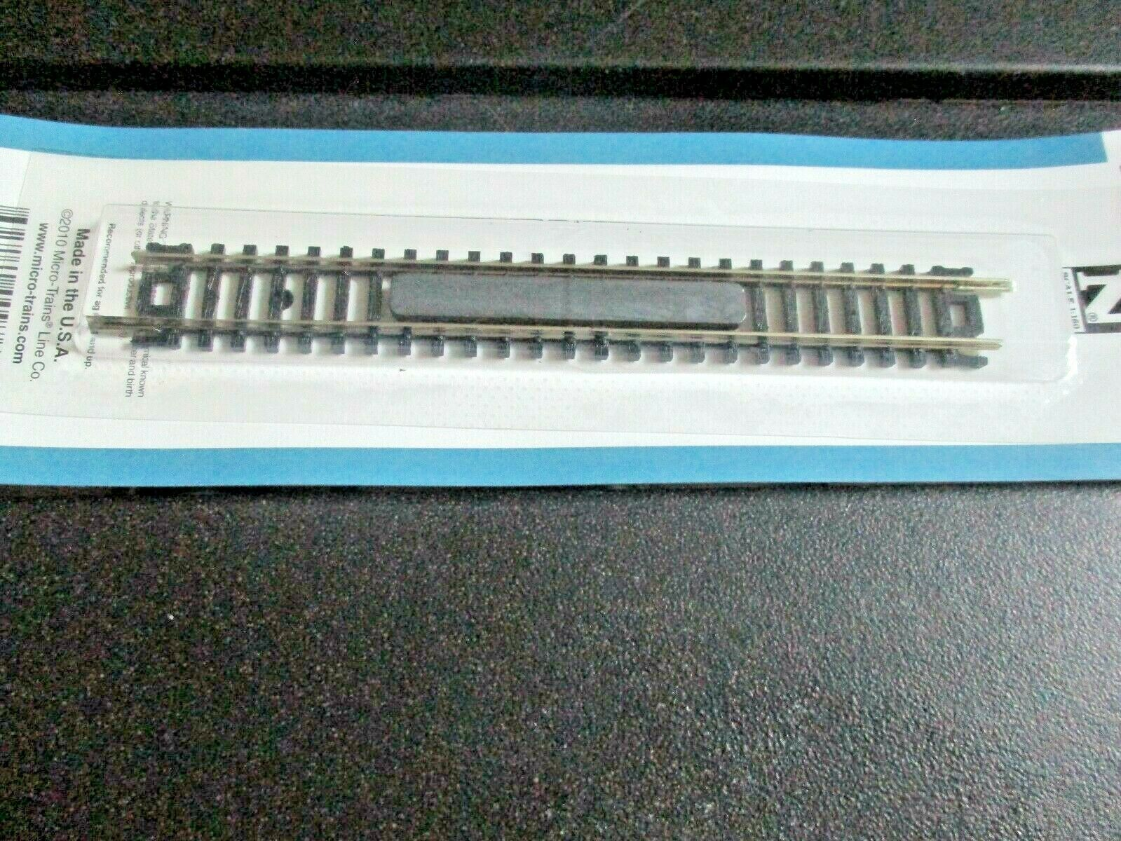 Micro-Trains Stock # 98800173 (1311) Magne-Matic Uncoupler mounted in Track