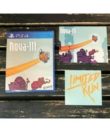 Nova-111 PS4 Sony PlayStation 4 Limited Run Games 59 Sealed Limited to 3... - $49.49