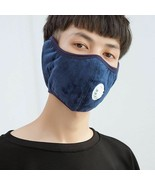 Warm Anti Allergy Mask Dust Respirator Washable Masks Pollution Carbon 2... - $15.00