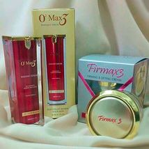 Firmax3 Lifting & Firming Cream + O2Max3 Radiant Serum (Magical Effect Combo) - $114.00