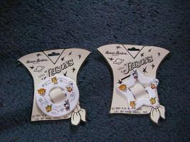 Hanna Barbera Jetsons Scarf Ties Lot Judy Jane Astro George Elroy - $15.99