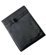 Mary Kay Cosmetics Roll Up Travel Bag Removable Zipper Pouches Black NWOT - $5.94