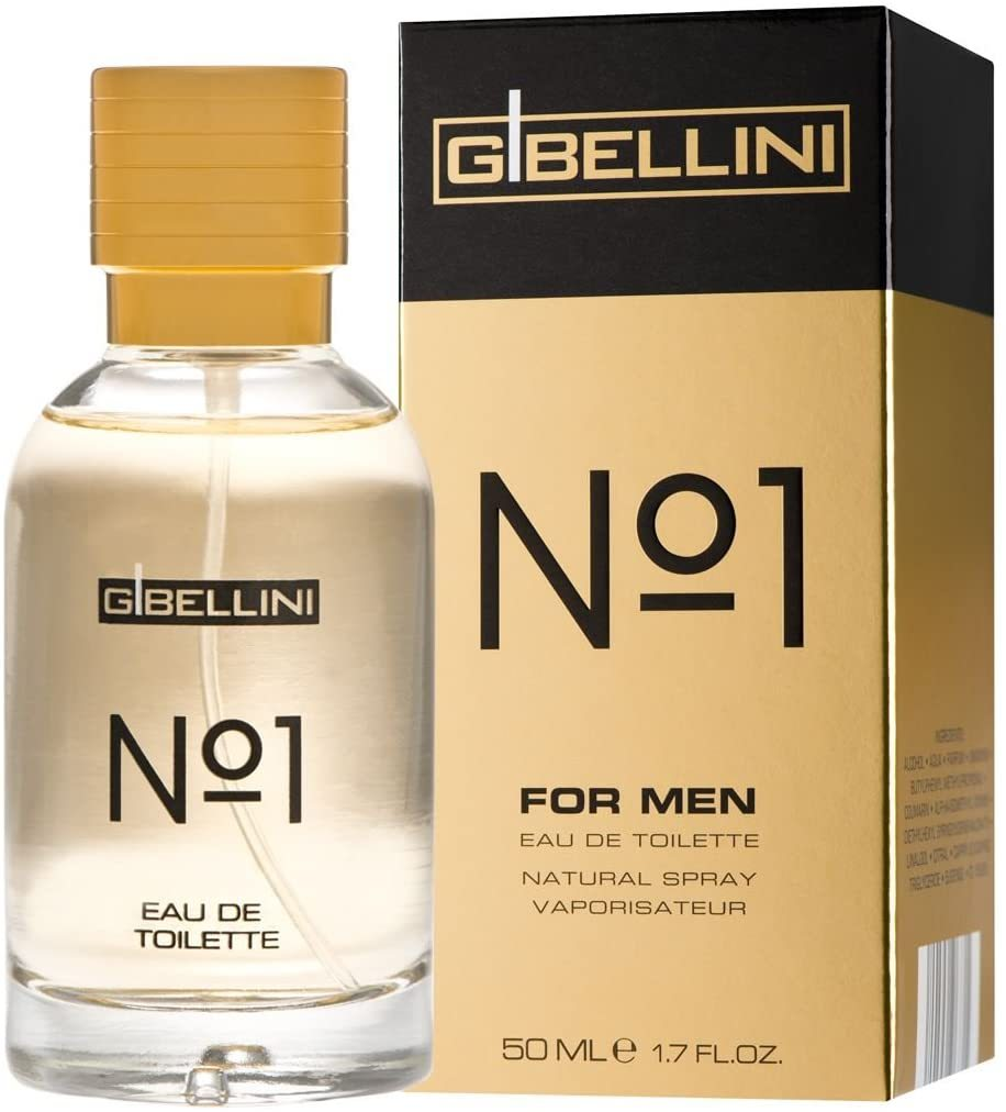 Primary image for G Bellini N1 Eau de Toilette for Men Perfume 50ml for LIDL Like Big brends