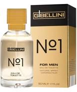 G Bellini N1 Eau de Toilette for Men Perfume 50ml for LIDL Like Big brends - $35.99