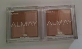 Lot 2 ALMAY Eyeshadow Quad #120 Never Settle Full Size 0.12 oz Free Shipping - $9.74
