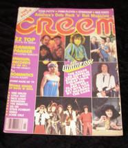 creem clash graham parker blondie zz top iggy floyd march 1980 - $19.99