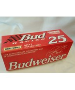 Matchbox Budweiser 1:64 Ricky Craven Monte Carlo in a beer bottle! - $29.45