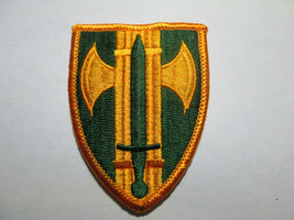 US Army 18th MP Military Police Color SSI Dress Uniform MP Patch m/e - $7.00