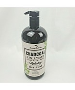 Tommy Bahama Charcoal 3-in-1 Hair Body Face Wash Bay Rum Hydrating 32oz  - $32.95