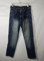 SOUTHPOLE MENS JEANS STONEDWASH DIRTY LOOK 100% COTTON size 32 - $39.19