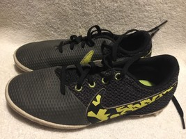 Used/Worn Nike Youth size 4Y Athletic shoes cleats soccer - $24.74