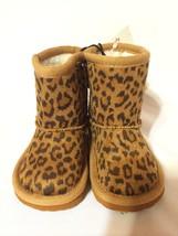 Garanimals Leopard Infants Boots size 2 NEW!  - £17.80 GBP