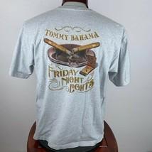 Tommy Bahama Friday Night Lights Cigar T Shirt XL - $45.53