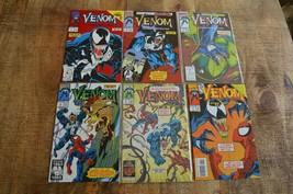 Venom Lethal Protector #1-6 (Marvel Comics, 1993) NM Comic Books Lot of 6 - $135.27