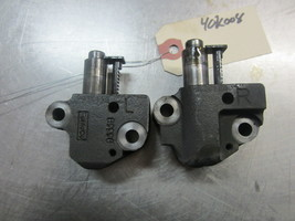 40K008 Timing Chain Tensioner Pair 2011 Ford F-250 Super Duty 6.2  - $35.00