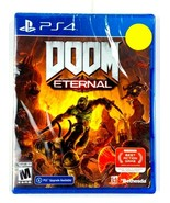 Doom Eternal PS4 2020 PlayStation 4 Doom Series NEW FACTORY SEALED  - $25.73
