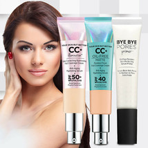 IT Cosmetics Your Skin But Better CC+ Cream SPF 50 Anti-Aging Light or Medium - $16.99