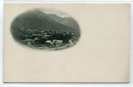 Panorama Manitou Colorado 1910c postcard - $6.88