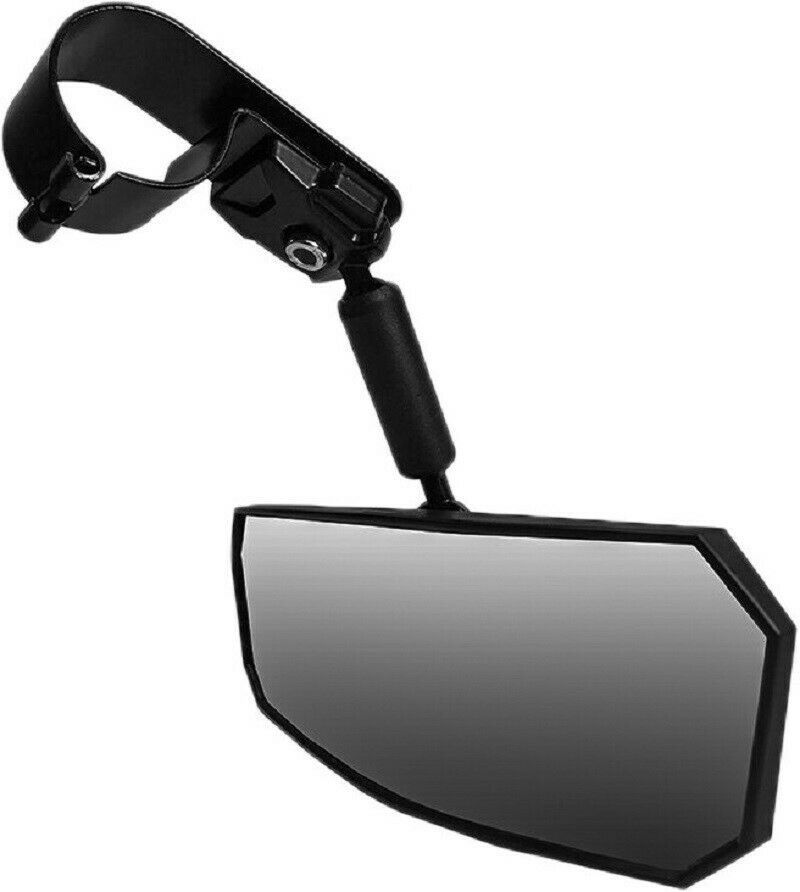 "New Spike Rear View Mirror 1.625""-1.75"" Roll Bar Mount UTV Side by Side"