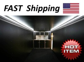 Race Car Hauler LED lighting system - KIT with free wire and switch - $53.99
