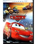 Disney Cars - Widescreen DVD  - $7.95