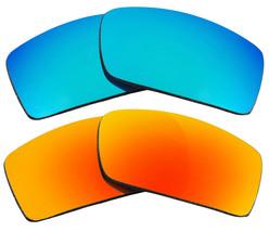 Polarizado Lentes de Repuesto para Oakley Gascan Gafas de Sol - $41.90