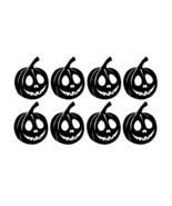 Halloween Pumpkins Window Decal Sticker Sheet Set solo cup tumbler FREE ... - $2.50+