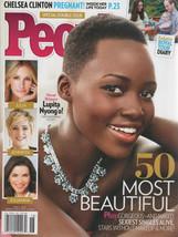 People Magazine  50 Most Beautiful  MAY 5 2014 - $1.75