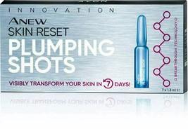 Avon Anew Skin Reset Plumping Shots 7x1.3 ml with Protinol - New & Sealed - $29.99