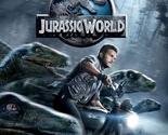 JURASSIC WORLD (BLU RAY/DVD/DIGITAL HD/2 DISC) Blu-Ray - (Brand New)