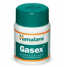 Himalaya Herbal Gasex 100 Tablets Ayurveda Ayurvedic Herbal Product - $14.84+