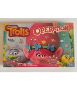 Hasbro Trolls Classic Operation Board Game NEW SEALED - $28.77