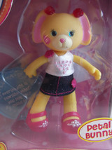 "Build A Bear 5"" Petal Bunny Furbulous Fashion Friends 2012 Playmates Toys - $12.00"
