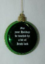 Roman Ornamental Cross Bell 3 Piece Christmas Irish Theme Ornament Set image 4