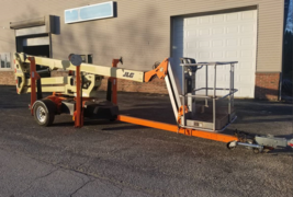 2012 JLG 460SJ BOOM LIFT FOR SALE IN WAUPUN, WI 53963  image 12