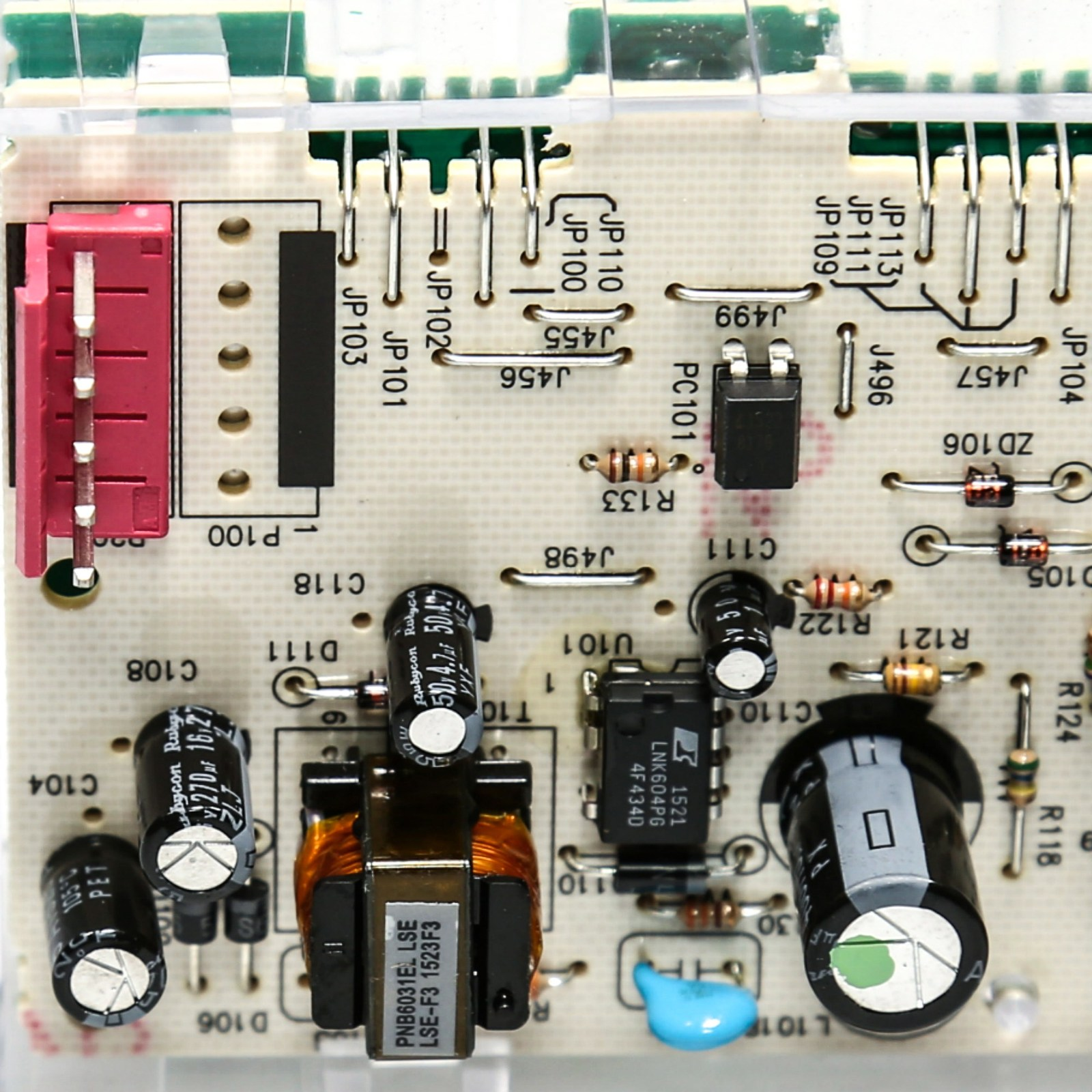 Primary image for WB27T11276 GE Range oven control board