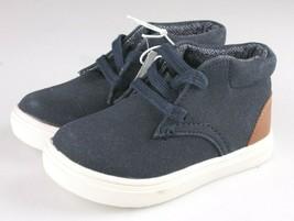 Gato & Jack Niños ' Talle Medio Azul Marino Heaton Informal Chukka Boots