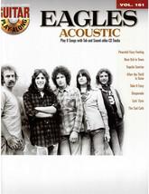The Eagles Guitar Sheet Music TAB Lyric Backing Track Desperado New Kid ... - $17.36