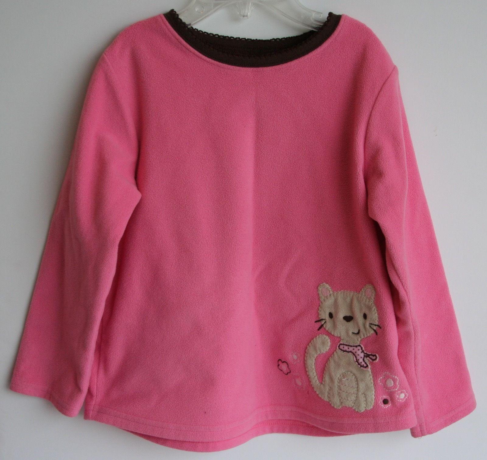 New Carter/'s Girls Giraffe Pajama Set Snug fit Neon Pink Gray Shortie Toddler