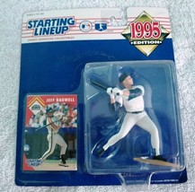 MLB Starting Lineup 1995 Jeff Bagwell Figure - New / Sealed - $9.98