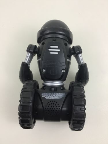 MIP Action Pack Interactive Gesture Controlled Robot Talking Accessories Wowwee