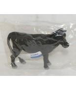 Tomy LP65090 Four Inch John Deere Solid Black Steer Big Farm - $9.99