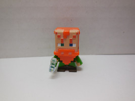 "Minecraft Series 8 Biome Settlers 1.5"" Forest Brewer Figure New w/ Box 2017 - $7.10"