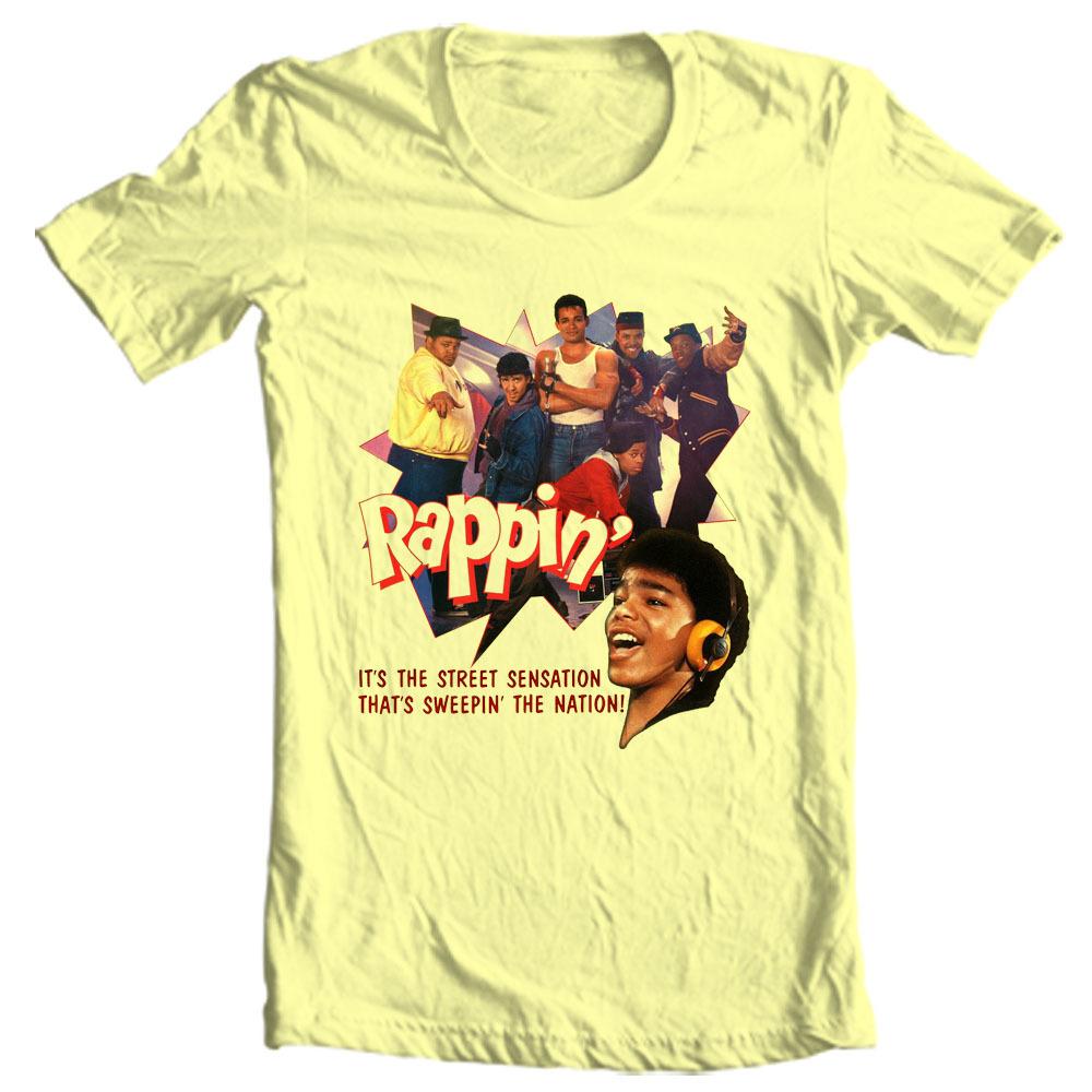 shirt retro 1980s rap music ice t run dmc nwa urban african american retro vintage hip hop film