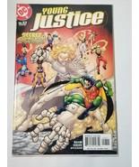 Comic Book Young Justice #53 (Mar 2003, DC) Secret Spoiled David Nauck S... - $5.19