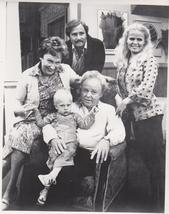 All In The Family Carroll O'Connor EP Vintage 11X14 BW TV Memorabilia Photo - $12.95