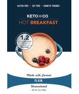 Keto snacks: Keto & Co 8 hot breakfast low carb packets (1.5 carbs per 1... - $19.80